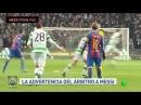 Messi lider en todo aspectos