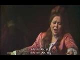 Renata Scotto - Spargi d'amaro pianto de Lucia de Lammermoor de Donizetti (sub. espa