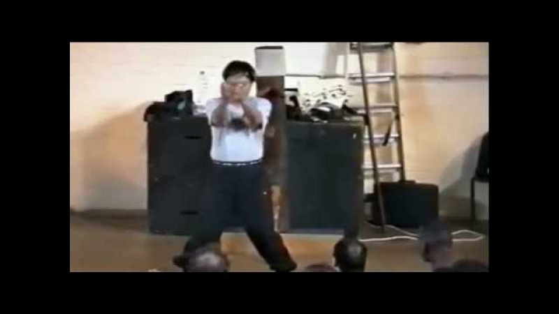Wong Shun Leung Chum Kiu RARE NEVER BEFORE SEEN FOOTAGE