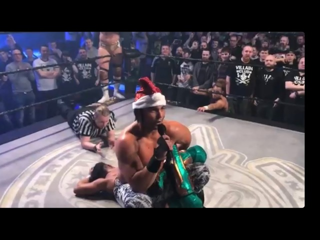 """All I Want For Christmas"" - Being The Elite Ep. 84"