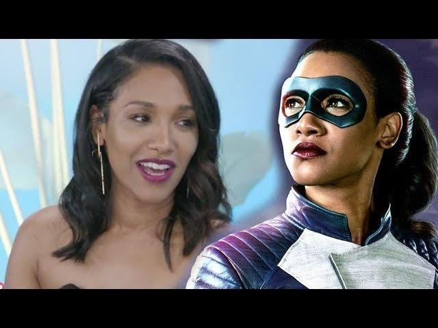 The Flash' Star Candice Patton Spills Behind-the-Scenes Secrets From Run Iris Run! (Exclusive)