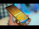 Обзор Samsung Galaxy A8 Plus+