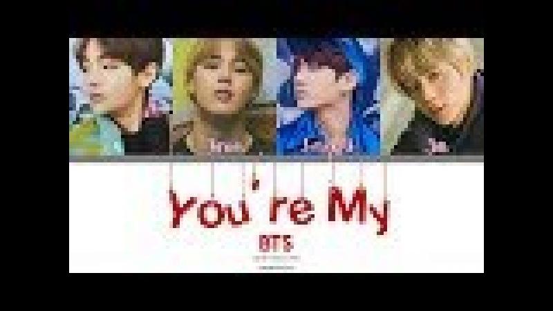 BTS (방탄소년단) - You're My Home (Color Coded Han|Rom|Eng Lyrics)