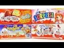 Раритет Киндер Сюрприз 19! ГУБКА БОБ, Клуб Винкс Winx, СуперЖирафы! Kinder Surprise eggs unboxing