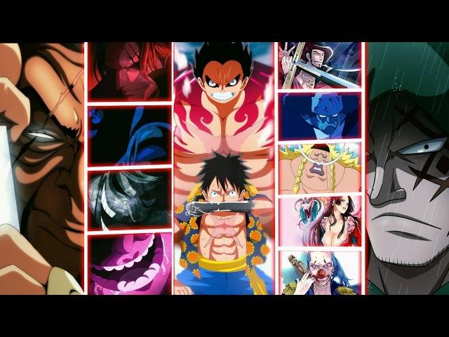 Баланс Сил: ПОЛНЫЙ РАЗНОС | Теория Ван Пис | One Piece