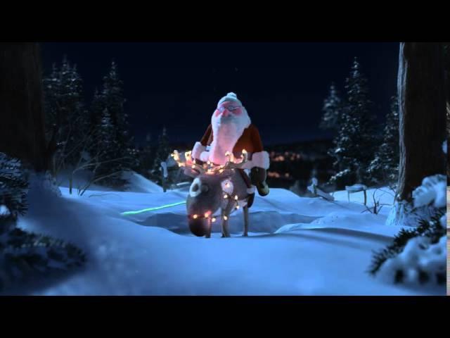Betrunkener Weihnachtsmann D - Lustiges Weihnachtsvideo {Santa Claus drunk} (Animation)
