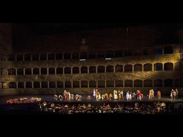 Salzburg Festival Kyrie Mozart's Mass in C minor in La Clemenza di Tito