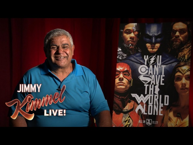Yehya Reviews Justice League