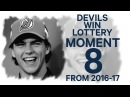 No. 8/100: Devils win lottery, awarded first pick overall in 2017