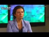 Симоньян в интервью NBC Цель RT информировать аудиторию