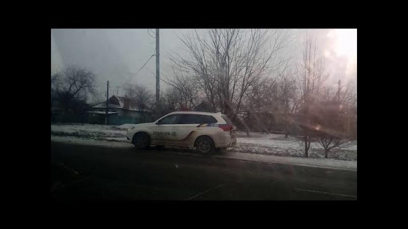 ИНСПЕКТОР ЧУХ. Новая дорожная полиция. Полиция Кременчуг.
