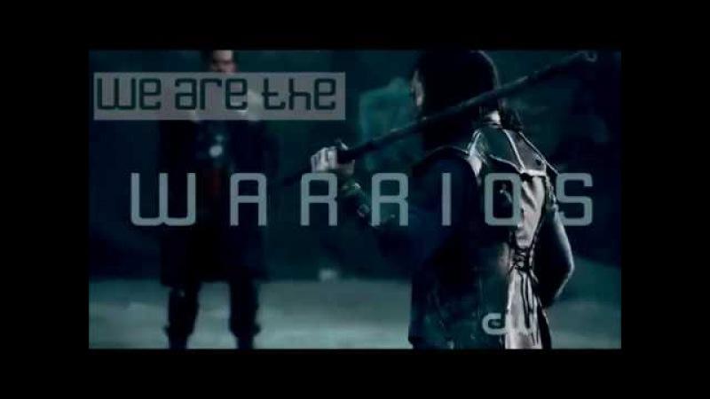 LexaXRoan | THE 100 { Warrios }