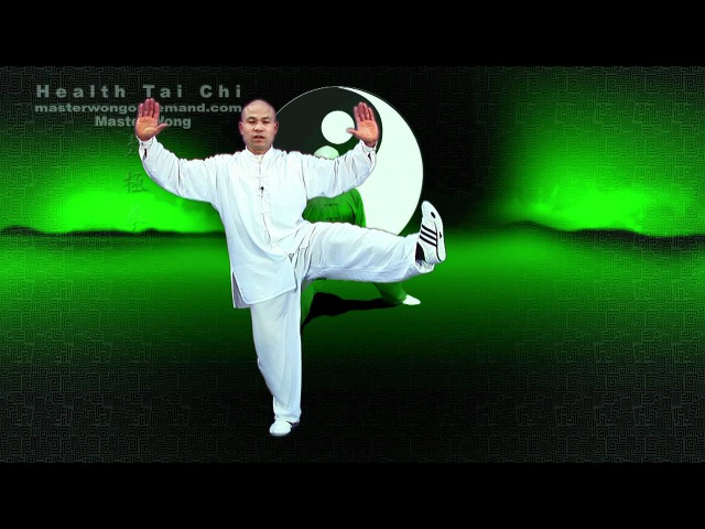 Tai Chi chuan for beginners taiji yang - Basic exercise Lesson 10