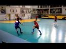 Toyota 0-2 FYB. Futsal 2017/2018. 9-й тур (26.11.2017)