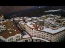 Горки Village с квадрокоптера 960 метров над уровнем моря!