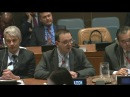 Ответное слово представителя России на встрече членов СБ ООН «по формуле Арриа»