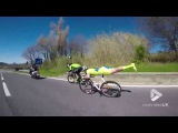 Viral Video UK Supercyclist is here to save the day