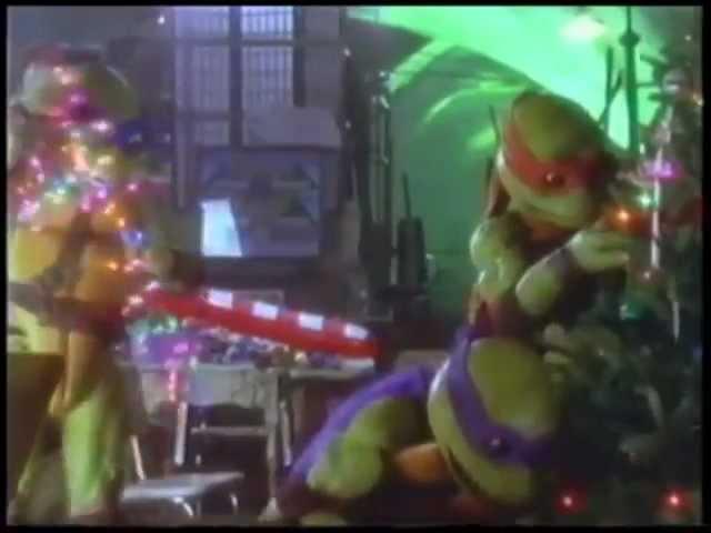 Желаем Вам Черепашьего Рождества ревью AVGN