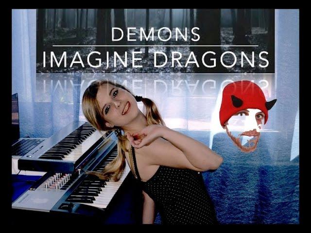 Imagine Dragons - Demons (keyboard cover)