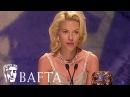 Scarlett Johansson wins the Leading Actress award in 2004