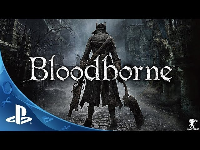 BloodBorne: 16 part8 продолжаем бомбёж. Амигдала (Amygdala)