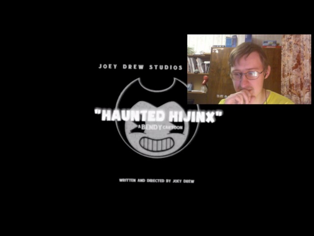 Реакция на Bendy in Haunted Hijinx - A Joey Drew Short