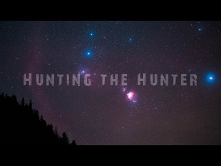 ORION RISING: Hunting the Hunter in the Swiss Alps - 4K