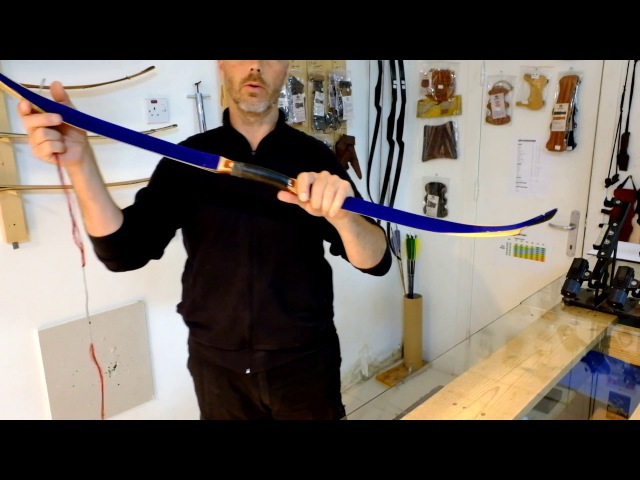 Archery Review Turkish Takedown Bow by Alibow