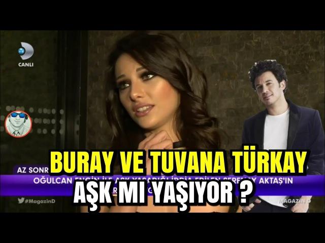 Buray ve Tuvana Türkay Aşk mı Yaşıyor İrem Derici Halay Show