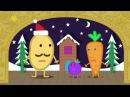 Peppa Pig - Mr. Potatos Christmas Show 25 episode / 4 season HD
