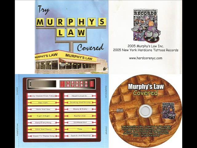 MURPHY'S LAW covered FULL ALBUM
