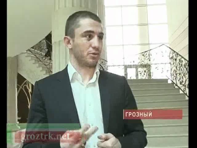 Заурбек Байсангуров проведет бой в Грозном Чечня.
