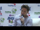 Niall Horan explains his plans for the Holiday at Q102 Jingle Ball (Interview)