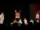 Школа клоунов группа CALIBRE, филиал Сокол