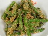 Ingen Goma-ae (String Beans with Sesame Seasoning)