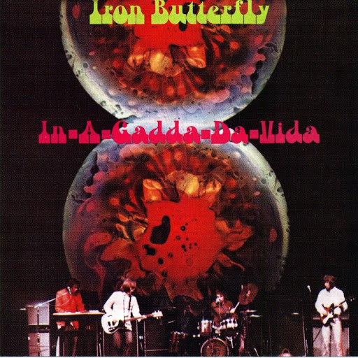 Iron Butterfly альбом In-A-Gadda-Da-Vida