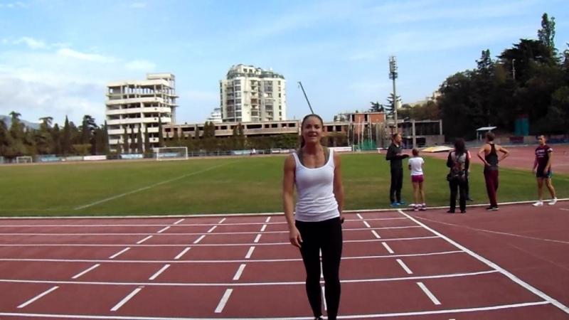 Странный финиш, казалось так быстро бегу)) 9:34 - золото! И личный рекорд.