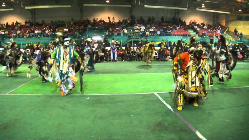 Loon Lake Powwow 2011 Mens Traditional 2 of 4