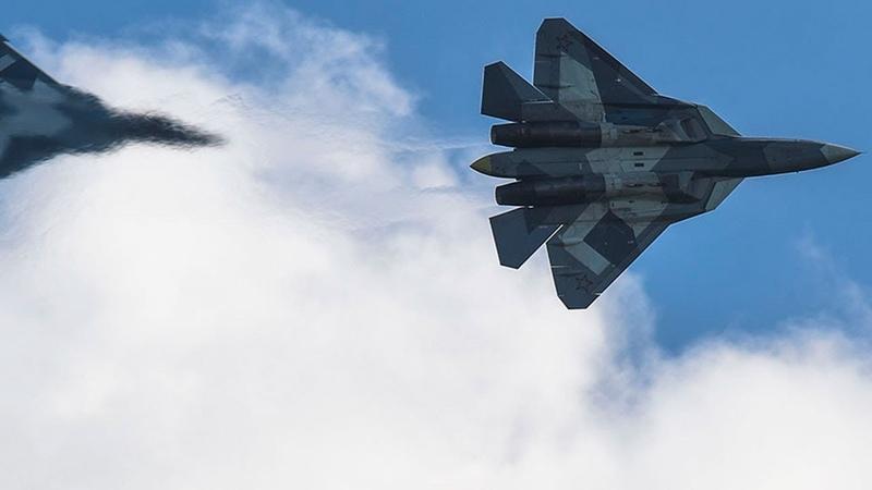 Липецкий авиацентр получит истребители Су 57 одним из первых в армии