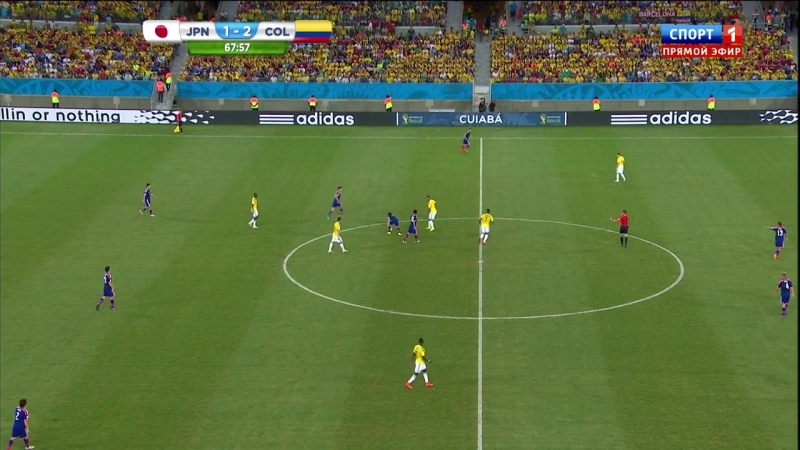 2014-06-24 RUS 720p HD Japan vs. Colombia Second Half