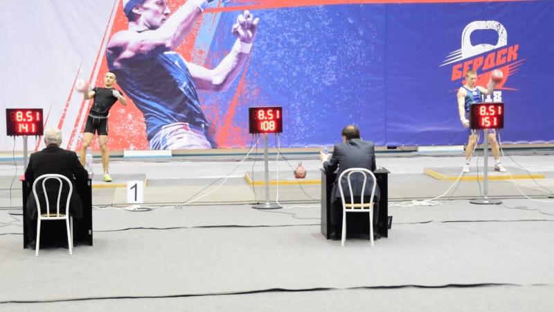 Карагаев Юрий категория до 73кг рывок 160 подъёмов