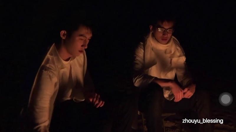 [180627] FULL BTS MV Bước Chầm Chậm - Hoàng Cảnh Du Hứa Ngụy Châu   Walk Slowly   慢慢走 Part 1