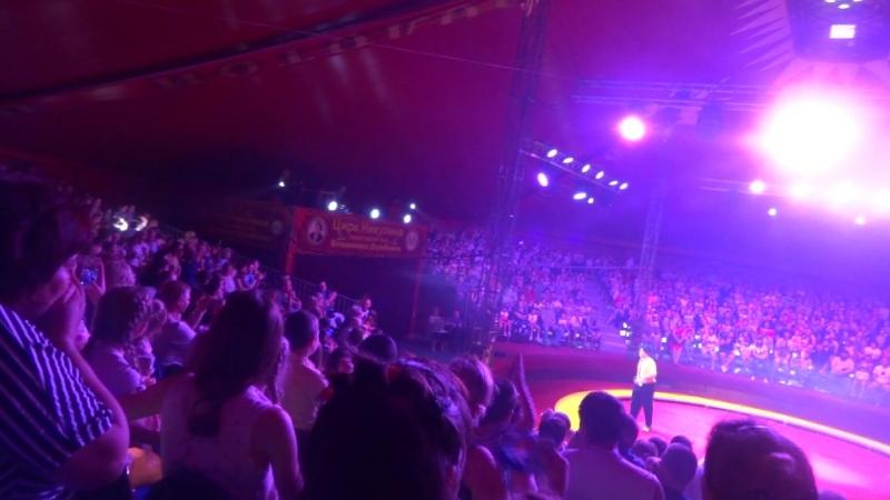Цирк Никулина.