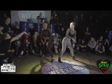 SEMI-FINAL FEMALE DANCEHALL NUTS vs ПОТАНЦЕВА USG GUEST WEEKEND
