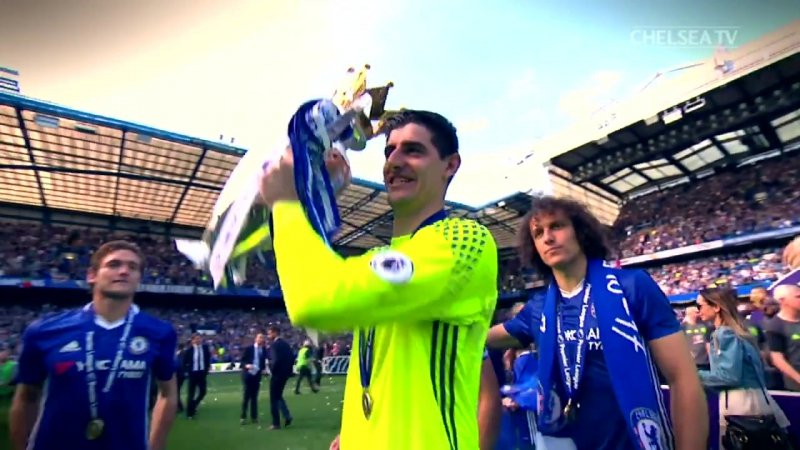 Thats 50 clean sheets for Thibaut Courtois! 👏