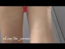 Голая девушка в пляжной кабинке Oversee - Подглядывание за девушками