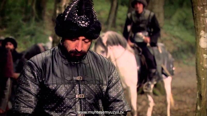 Şehzade Süleyman Sultan Süleyman oluyor Muhteşem Yüzyıl