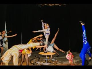 Выступление во Многофункциональной театрально-концертной площадке