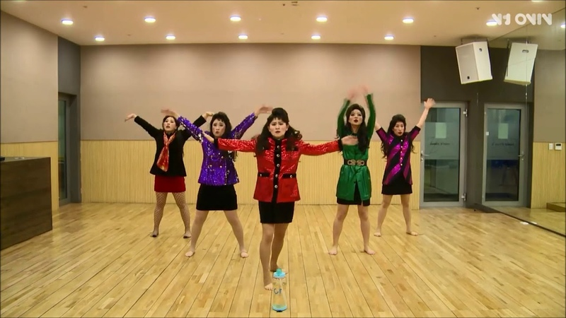 Celeb Five 'Celeb Five(I wanna be a Celeb)' Mirrored Dance Practice
