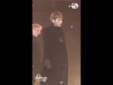 180111 Block B - Dont Leave ZICO ver (MPD fancam @ M!COUNTDOWN)